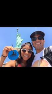 Haley and Duane in NYC 2015