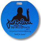 jcwwp luggage tag, front-u22795