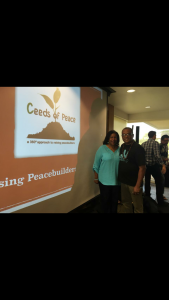 Ceeds of Peace 2016