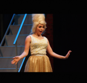 "Camelia in ""Hairspray"""