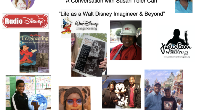 Life as a Walt Disney imagineer and beyond